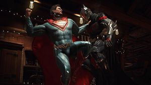 Ny Injustice 2-trailer avslører intense superheltkamper