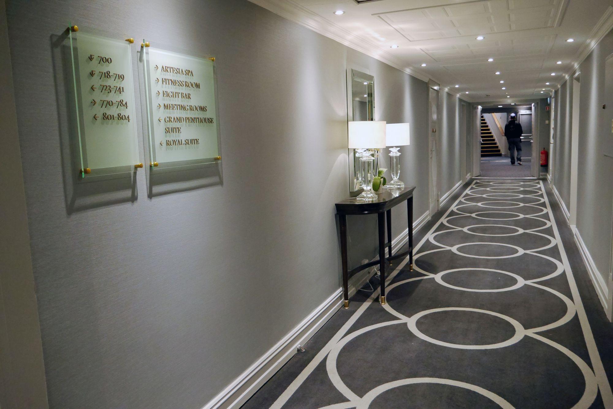 Artesia spa grand hotel oslo oslo norvège