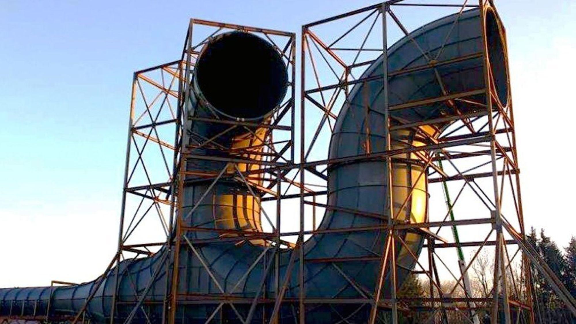 Til tross for store investeringer i lisenser får ikke det danske selskapet E-Venturi vindturbinen til å fungere.