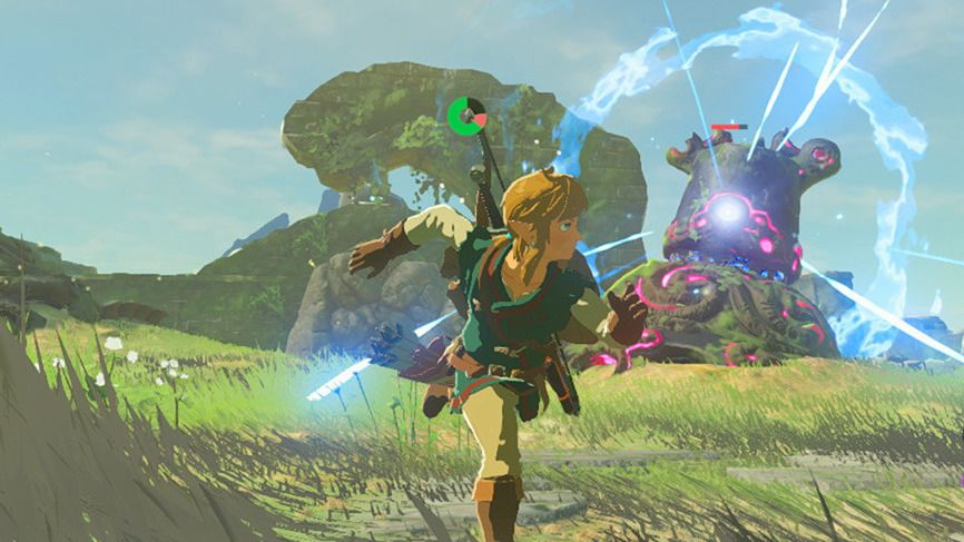The Legend of Zelda: Breath of the Wild kan få en oppfølger.