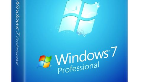 Windows 7 Professional-eske.