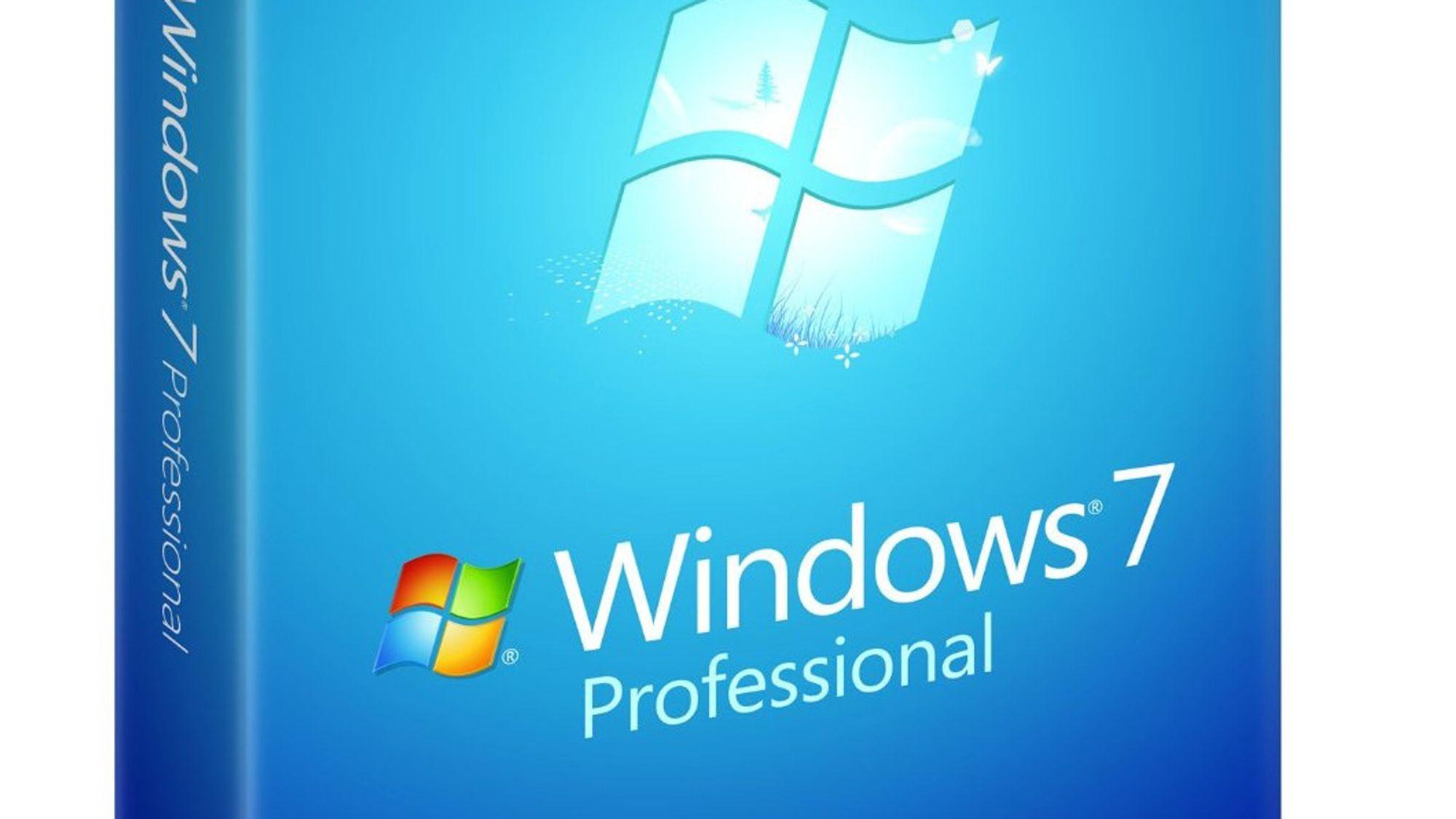Microsoft forlenger levetiden til Windows 7 – for noen - Digi.no