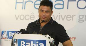 Fotballegenden Ronaldo investerer i brasiliansk e-sport