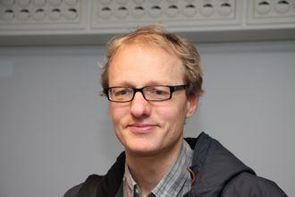 Marius Gjerset, teknologiansvarlig i Zero Norge.