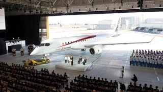 Ny krise for Japans første passasjerfly på 55 år