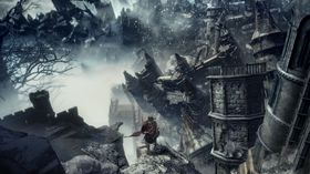 Dark Souls III: The Ringed City introduserer et nytt område.