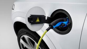 Alle nye Volvo-modeller har elektrisk fremdrift fra 2019.