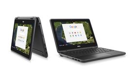 Dell Chromebook 11 Convertible.