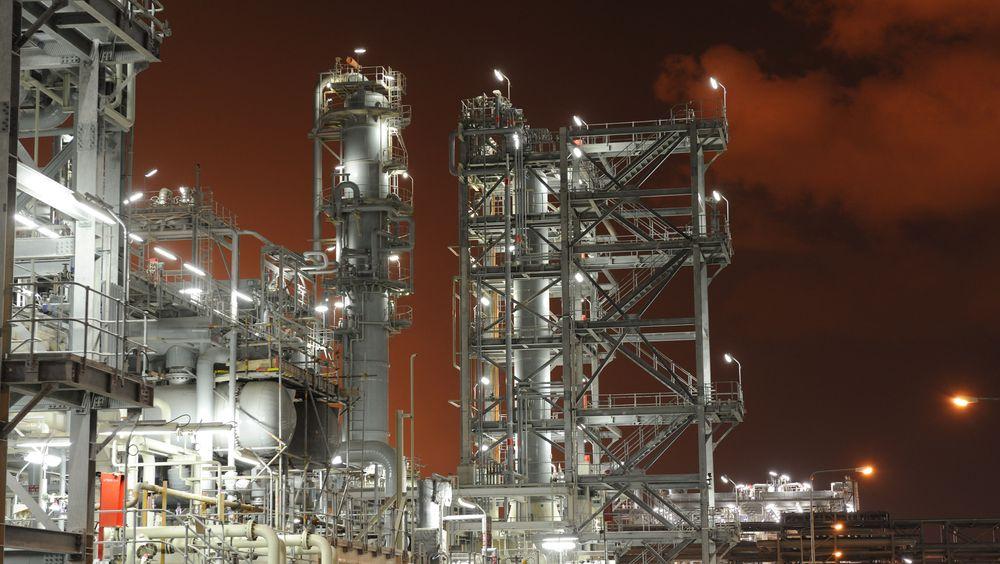 Pearl GTL i Qatar er verdens største anlegg for å gjøre om naturgass til diesel.