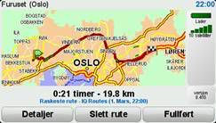 Tomtom IQ Routes