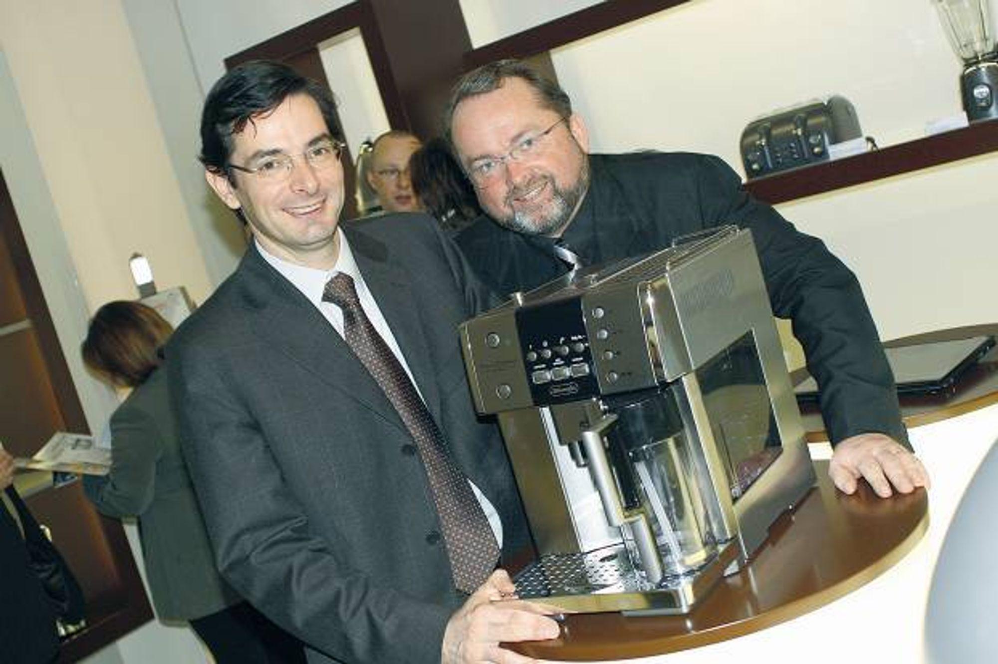 qualità incredibile gamma completa di articoli acquista autentico Handlerne bremser salget av kaffemaskiner ...