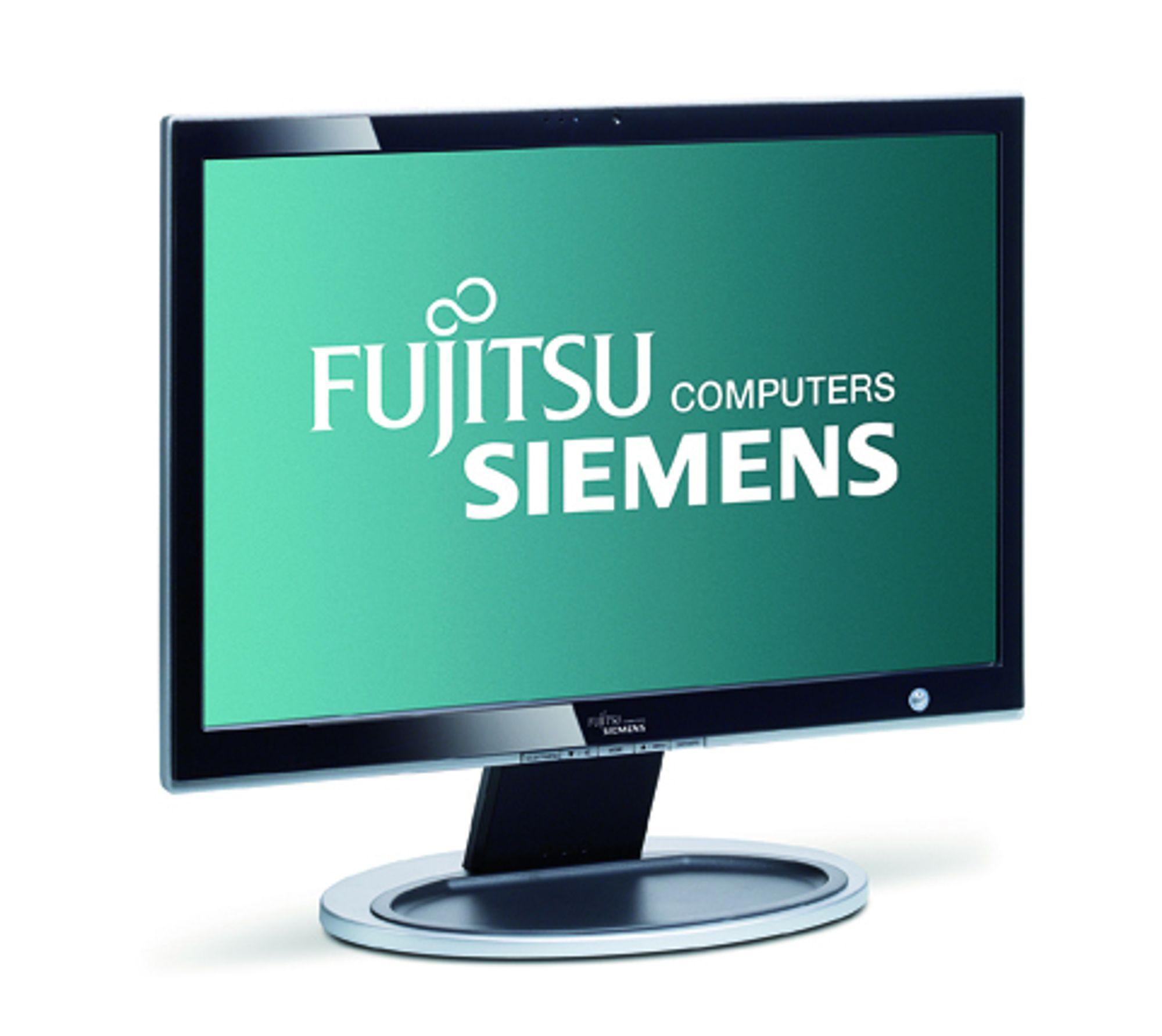 Grønt og stillegående fra Fujitsu Siemens