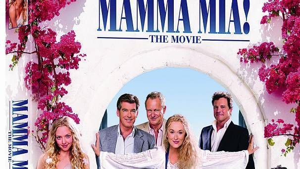 MAMMA MIA FOR EN LANSERING!