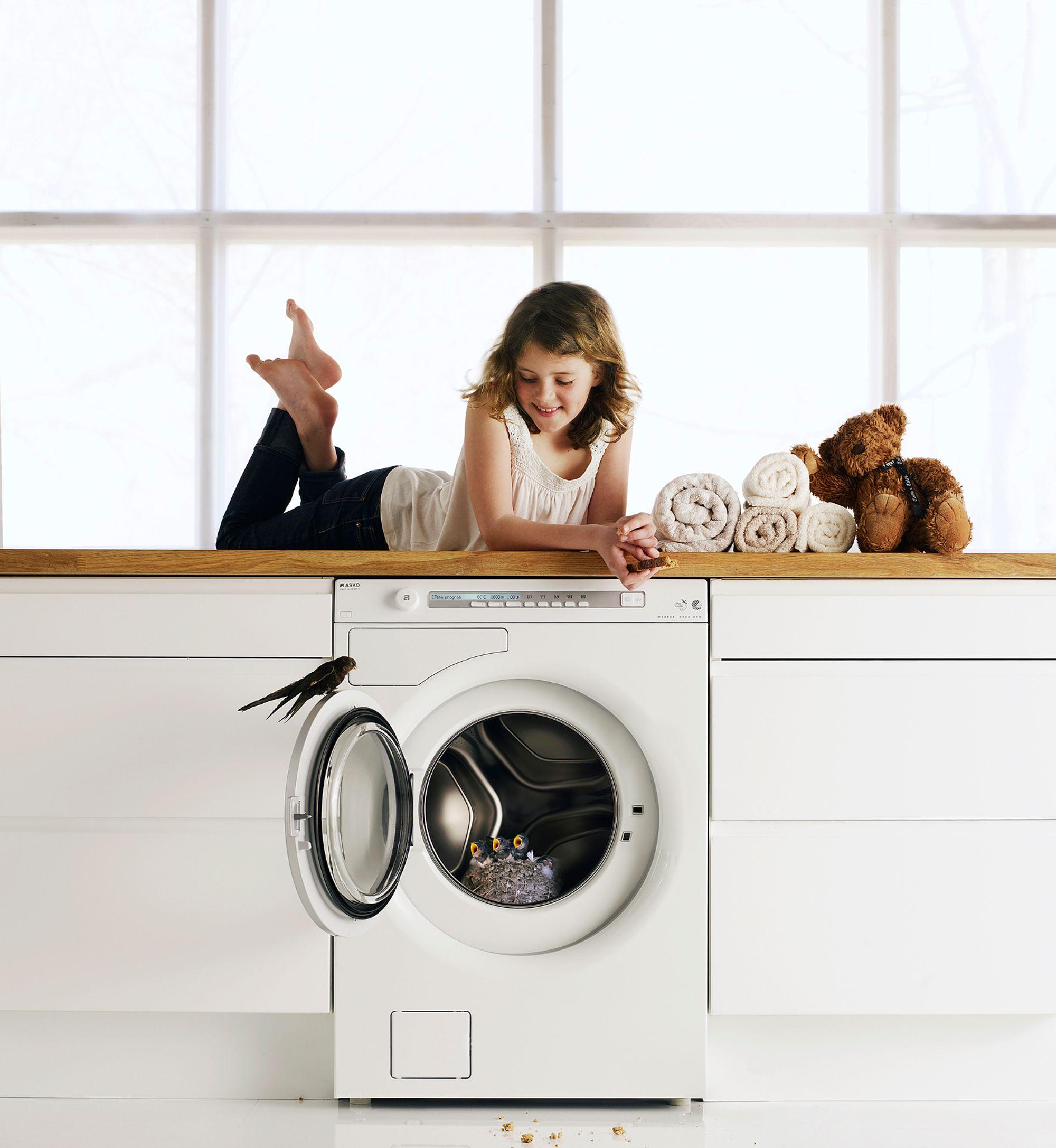 Asko hvitevarer Oslo Vaskemaskin anbefalt av NAAF* | FINN.no