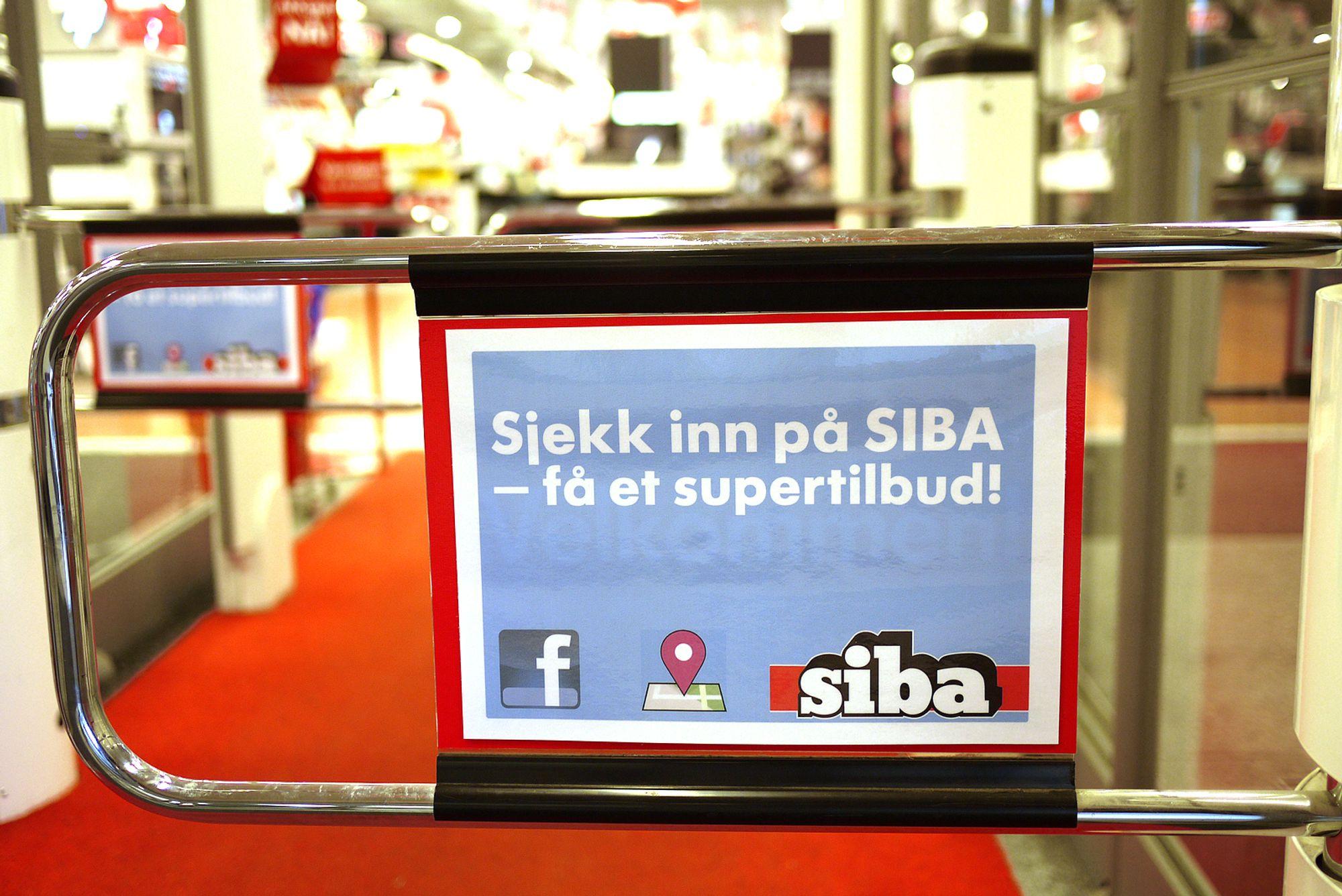 ANNONSE Hele dette bilaget er en annonse fra SIBA ANNONSE
