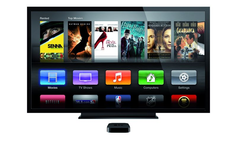 Apple TV 1080p-HD