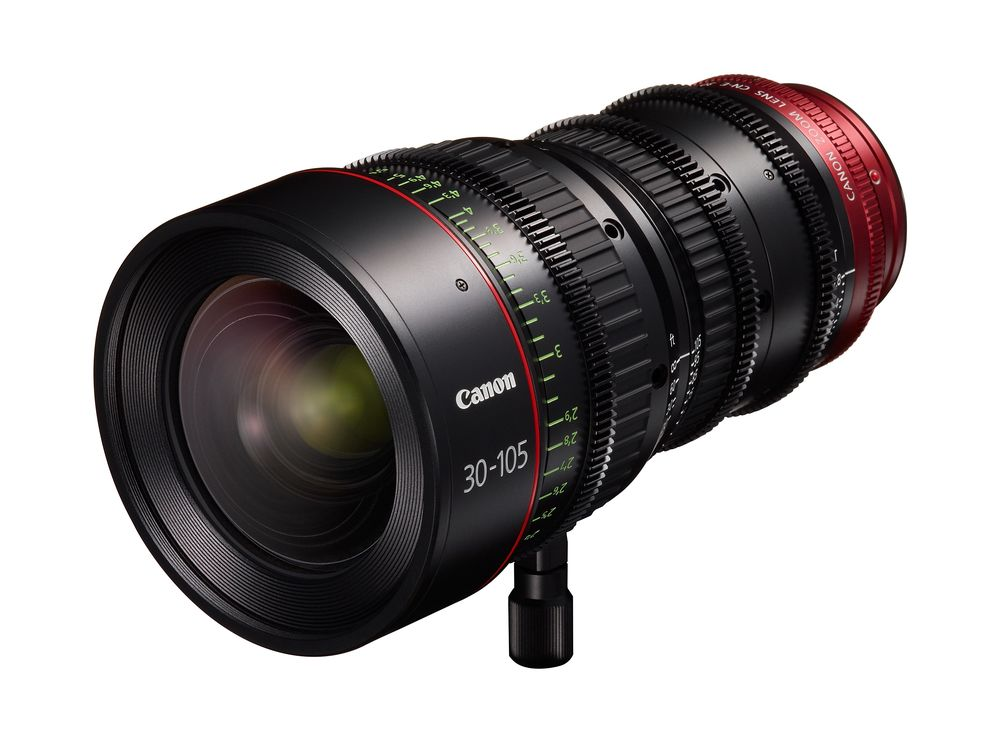 Canon EF Cinema 4K