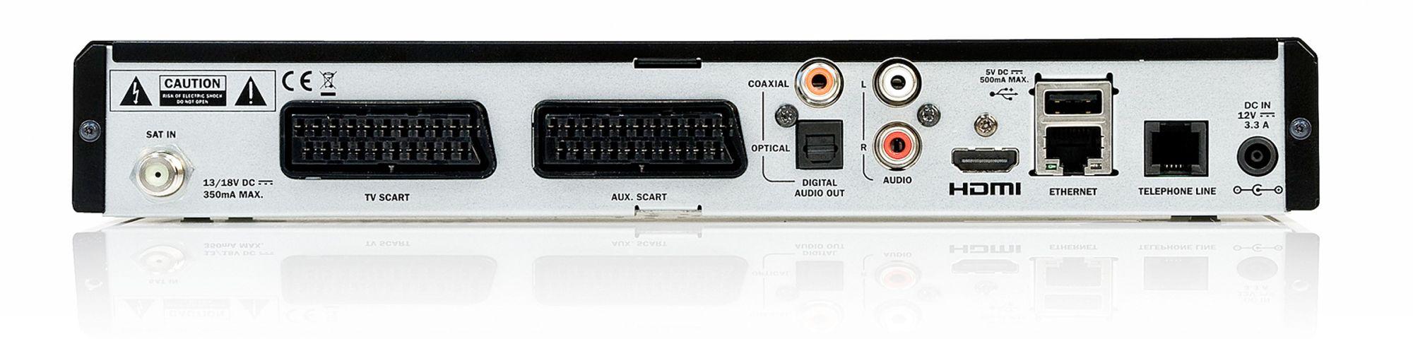 Slik setter du opp trådløs Altibox TV med sender og mottaker