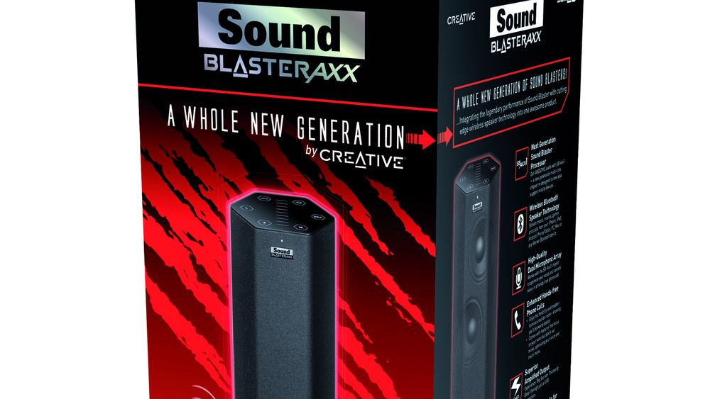 Creative Sound BlasterAxx