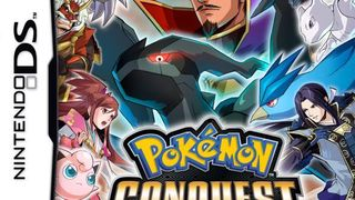 Pokémon Conquest til DS