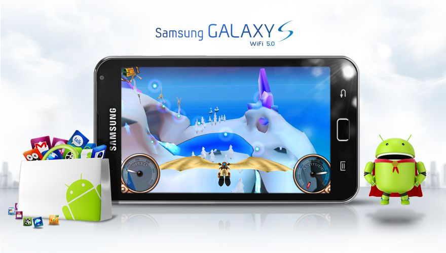 Samsung Galaxy S WiFi 5.0