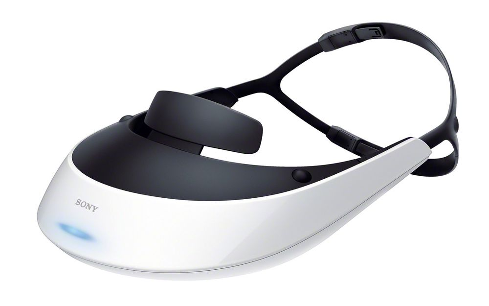 Sony  3D viewer
