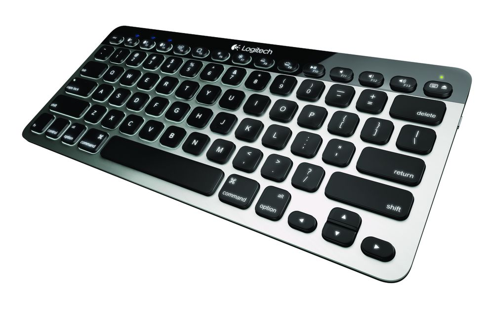Logitech Mac-sortiment