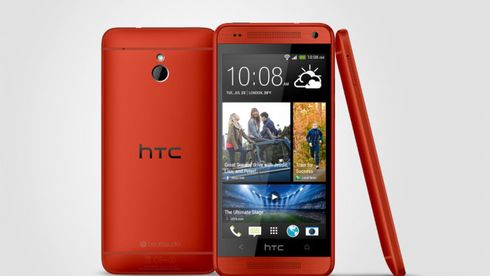HTC One Mini Glamour Red