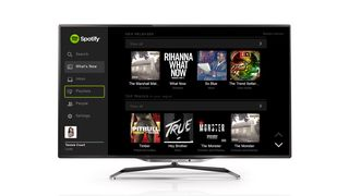 Philips Smart TV med Spotify, Cloud TV og Cloud Explorer