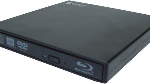 Sandberg USB Mini Blu-Ray Burner