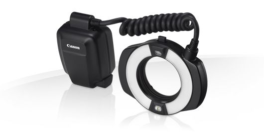 Canons Macro Ring Lite MR-14EX II