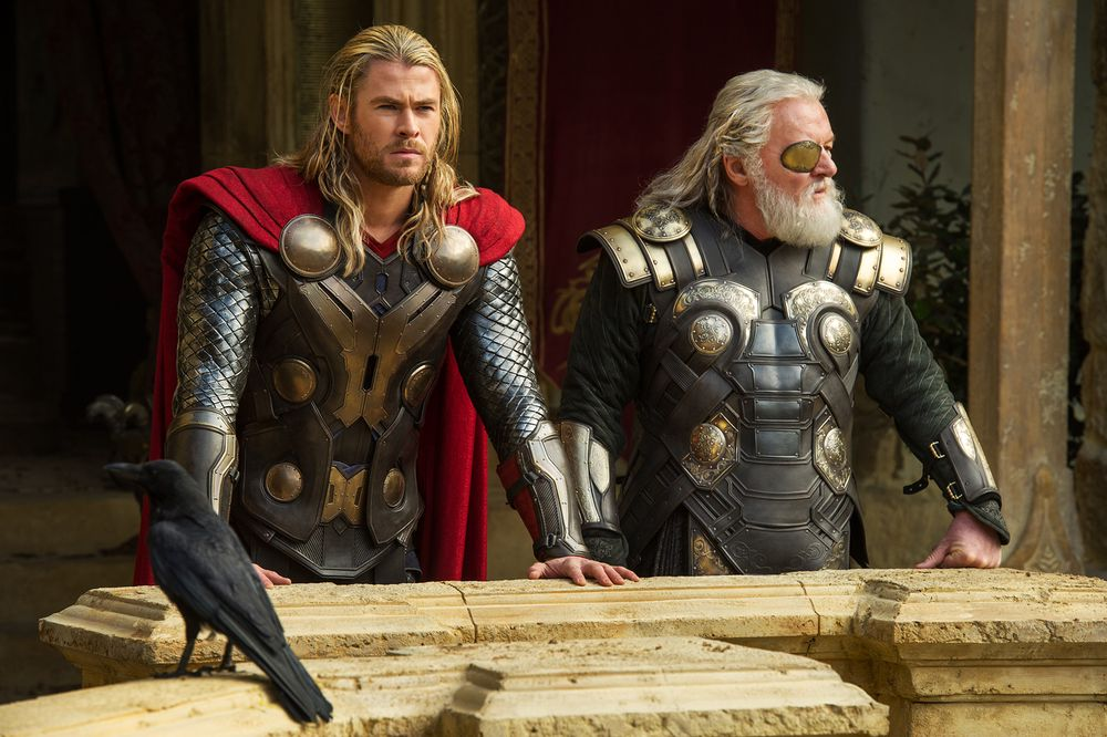 """Marvel's Thor: The Dark World""
