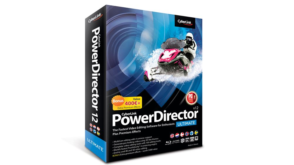 CyberLink PowerDirector 12