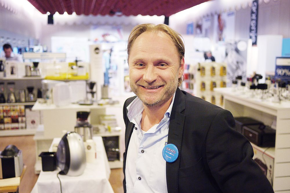 Kenneth Baltzersen, Euronics.