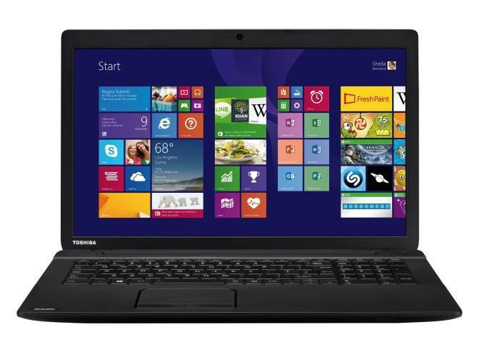 Toshiba Satellite C