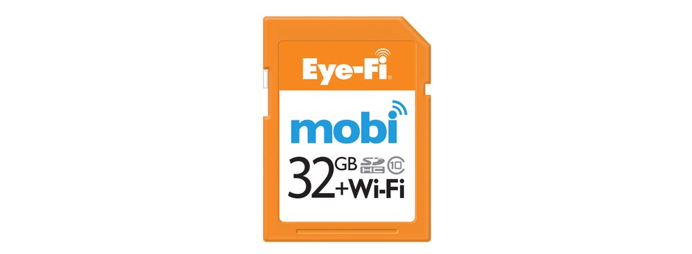 Eye-Fi Mobi Desktop Transfer
