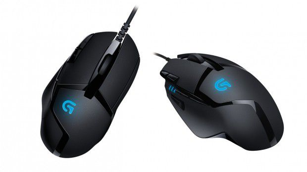 Logitech G402 Hyperion Fury Gaming Mus (PC)