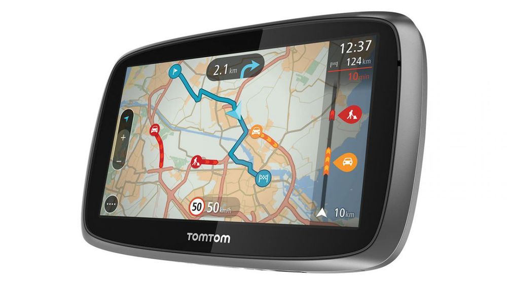 Tomtom XL, Start og GO