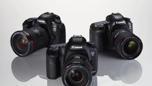 Canon EOS 5DS og EOS 5DS R