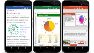 Office for Android-telefoner