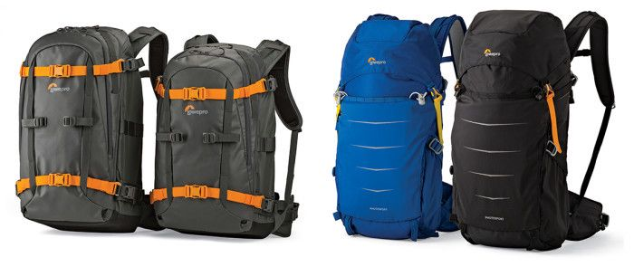 Lowepro Whistler og Photo Sport II