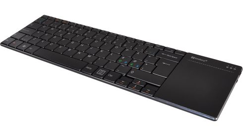Bluetooth Touchpad Keyb Nordic