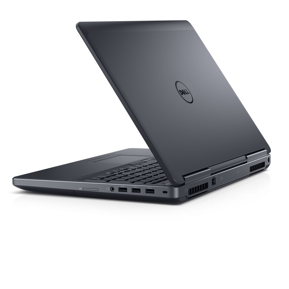 Dell Precision 7510 Touch (codename Miramar) mobile workstation.