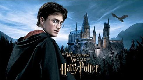 Apple Harry Potter-serien spesialutgave