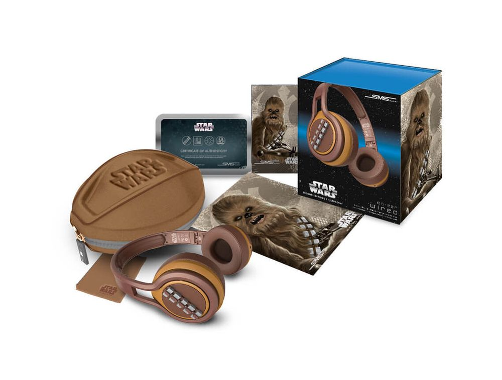 SMS Audio Star Wars Edition