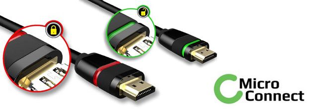 Microconnects Pro HDMI