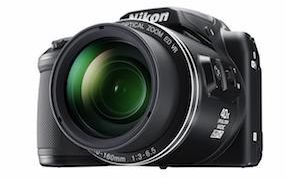Nikon Coolpix med SnapBridge
