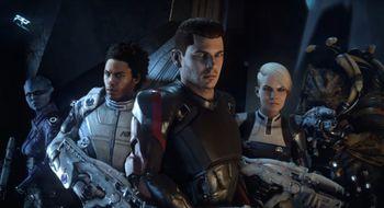 Mass Effect: Andromeda har like mye dialog som Mass Effect 2 og 3 til sammen