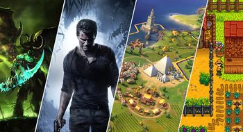 Her er deres spillfavoritter fra 2016