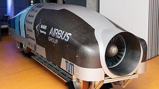 Hyperloop skal transportere i 1200 km/t. Her er kapslene som skal takle farten